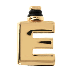 DUO BY BIANCA MONOGRAM - LETTER E - WSDO00006 YELLOW GOLD