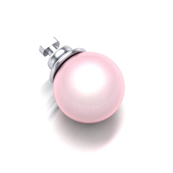 DUO BY BIANCA VIRTUES WHITE PEARL DUO CHARM - WSDO00023