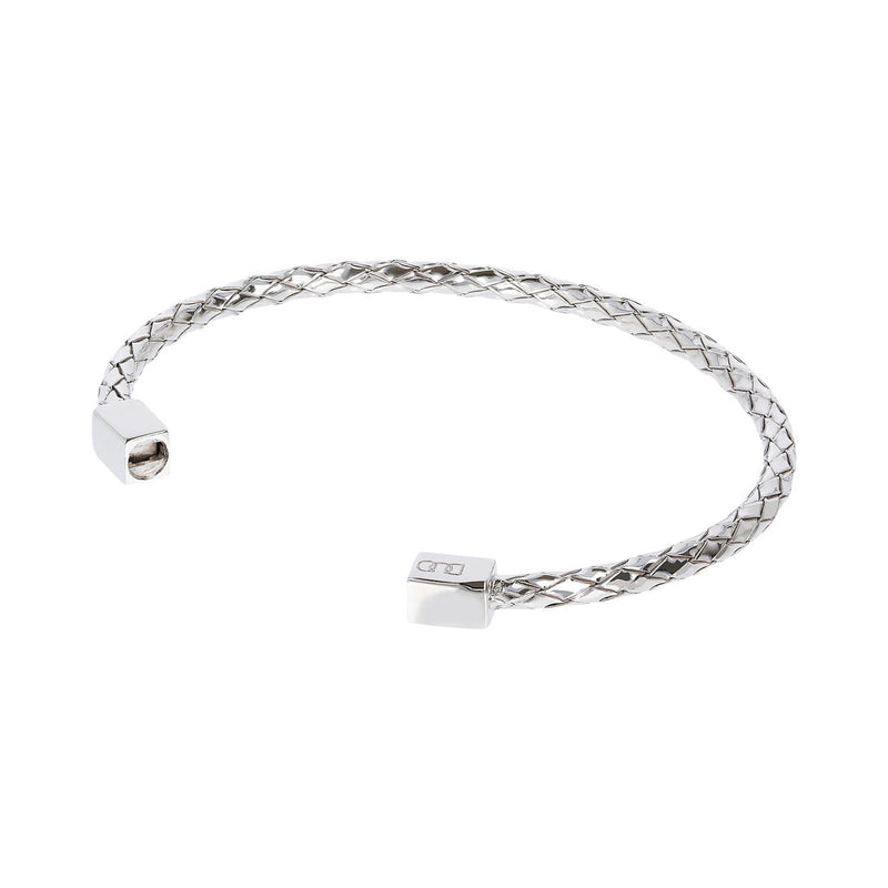 Duo Bangle - Braided Section