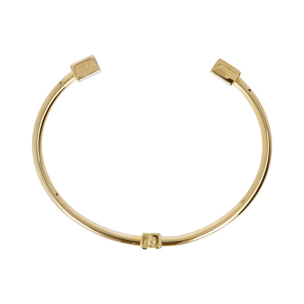 Duo Bangle - Round Section side