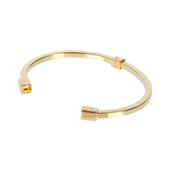 Duo Bangle - Squared Section