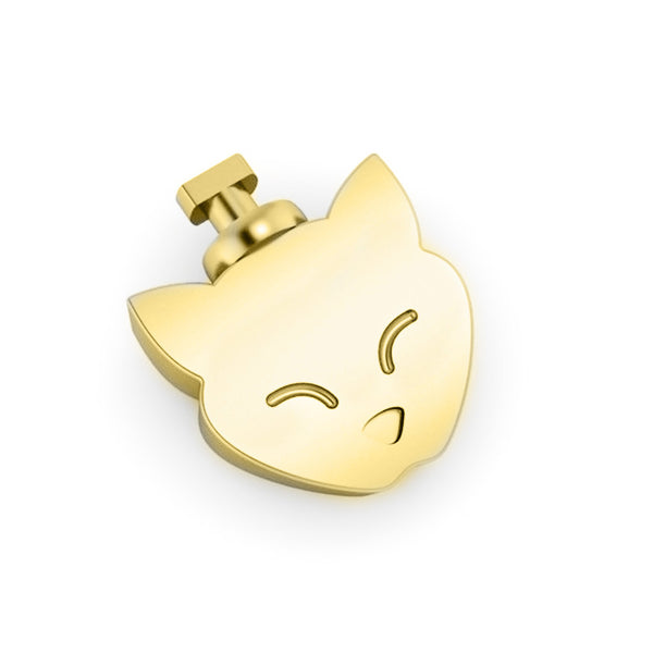 Duo Interchangeable Cat Charm