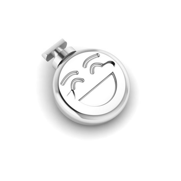 Duo Interchangeable Emoticon Charm