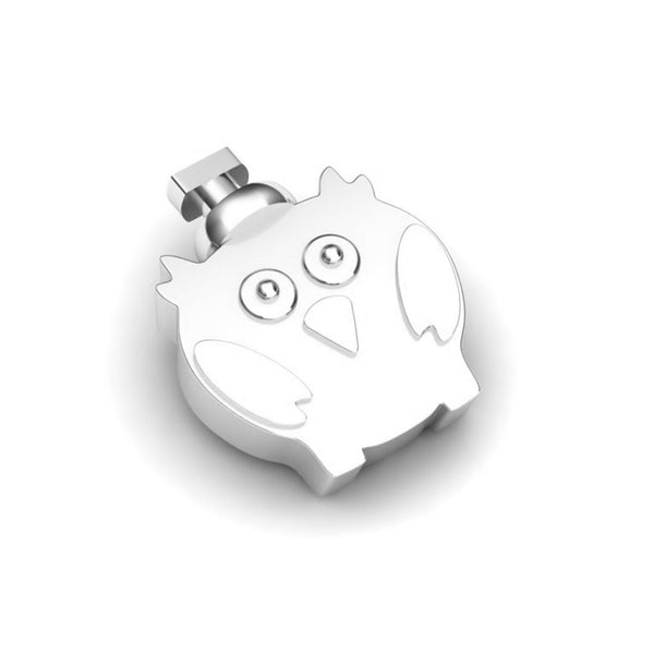 Duo Interchangeable Owl Charm