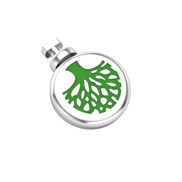 Duo Interchangeable Round Tree of Life Charm