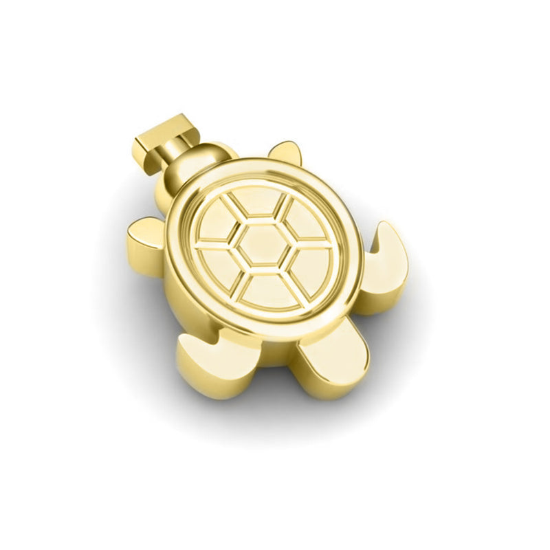Duo Interchangeable Turtle Charm