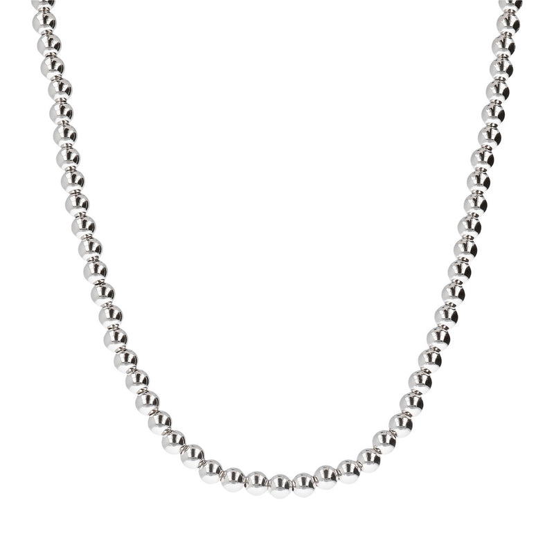 SUCH A PERFECT DAY MYESSENTIALS BIANCA MILANO BEADED NECKLACE W/ EXTENDER - WSBC00127