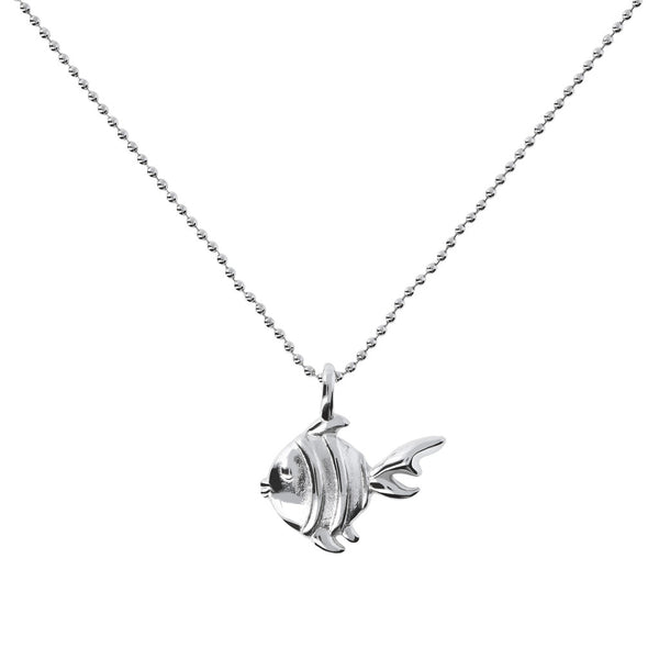 Fish Pendant Necklace