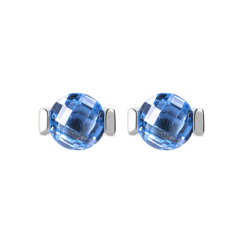 OVER THE RAINBOW PRISMA GEMSTONE EARRING - WSBC00196