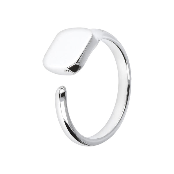Rectangular asymmetric ring