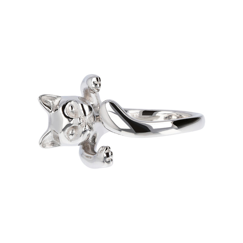SPICE IT UP SPECIAL MYESSENTIALS BIANCA MILANO SHINY SHARK RING - CAT - WSBC00103 setting