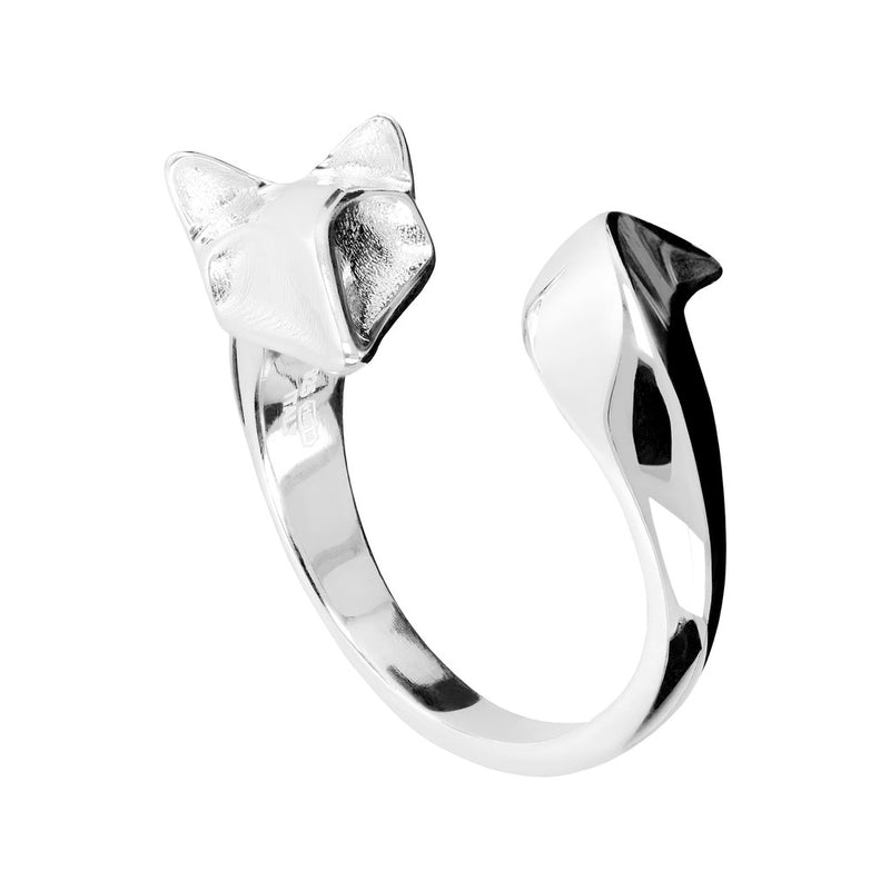 SPICE IT UP SPECIAL MYESSENTIALS BIANCA MILANO SHINY SHARK RING - FOX - WSBC00103