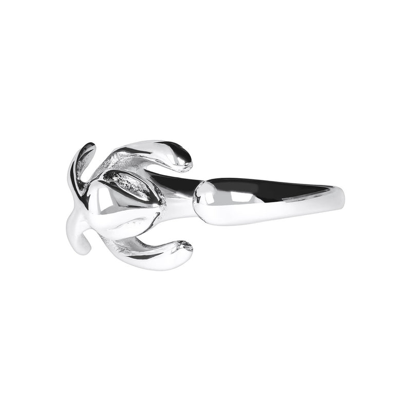 SPICE IT UP SPECIAL MYESSENTIALS BIANCA MILANO SHINY SHARK RING - RABBIT - WSBC00103 setting