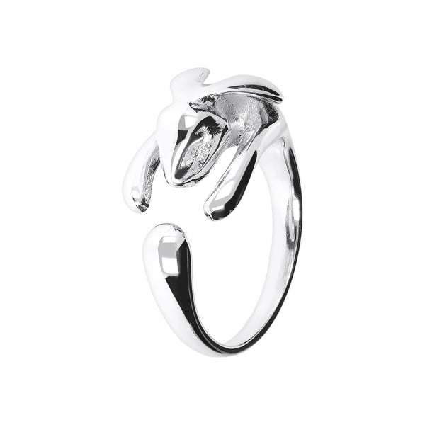 SPICE IT UP SPECIAL MYESSENTIALS BIANCA MILANO SHINY SHARK RING - RABBIT - WSBC00103