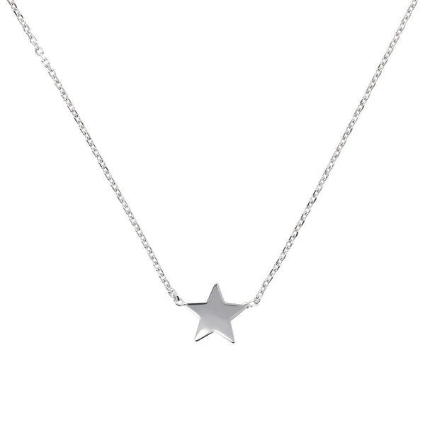 SPICE IT UP SPECIAL SHINY HEART FORZATINA NECKLACE - STAR - WSBC00189