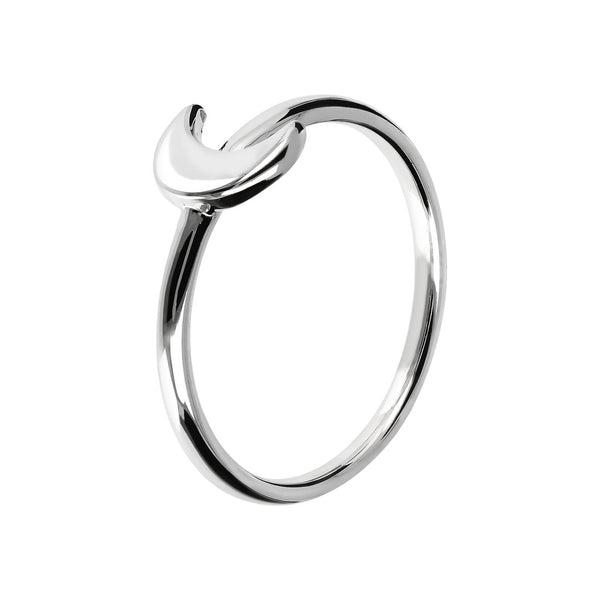 SPICE IT UP SPECIAL SHINY HEART RING - MOON - WSBC00190