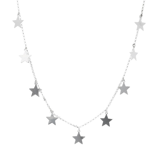 SPICE IT UP SPECIAL SHINY STAR ROLò NECKLACE - WSBC00184 from above