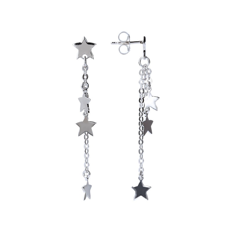SPICE IT UP SPECIAL SHINY STARS EARRING - WSBC00187 front and side