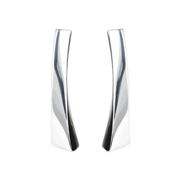 SUCH A PERFECT DAY MYESSENTIALS BIANCA MILANO POLISHED ELECTROFORMED EARRINGS - WSBC00073