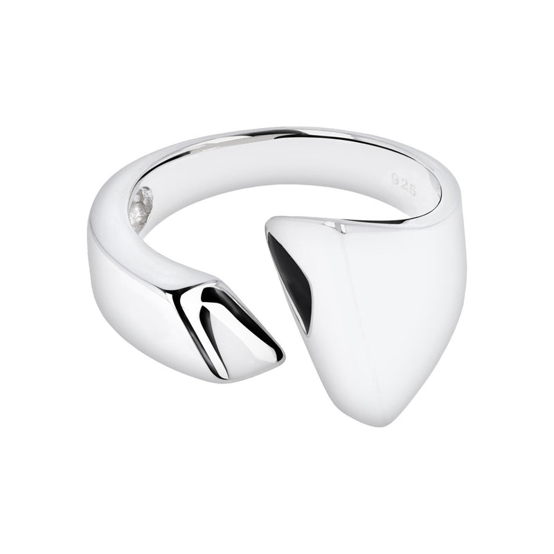 SUCH A PERFECT DAY MYESSENTIALS BIANCA MILANO POLISHED RING - WSBC00105 setting