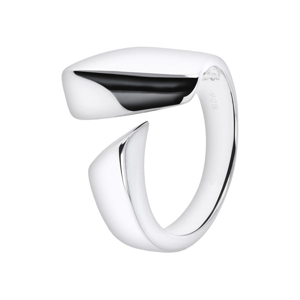 SUCH A PERFECT DAY MYESSENTIALS BIANCA MILANO POLISHED RING - WSBC00105