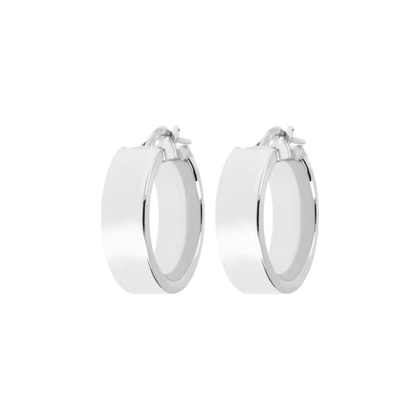 SUCH A PERFECT DAY MYESSENTIALS BIANCA MILANO SHINY HOOP EARRING - WSBC00088