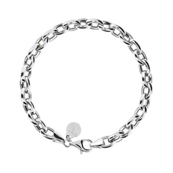 SUCH A PERFECT DAY MYESSENTIALS BIANCA MILANO SHINY OVAL BRACELET - WSBC00131
