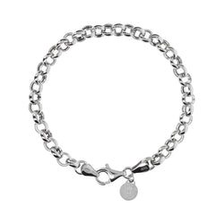 SUCH A PERFECT DAY MYESSENTIALS BIANCA MILANO SHINY ROUND BRACELET - WSBC00133