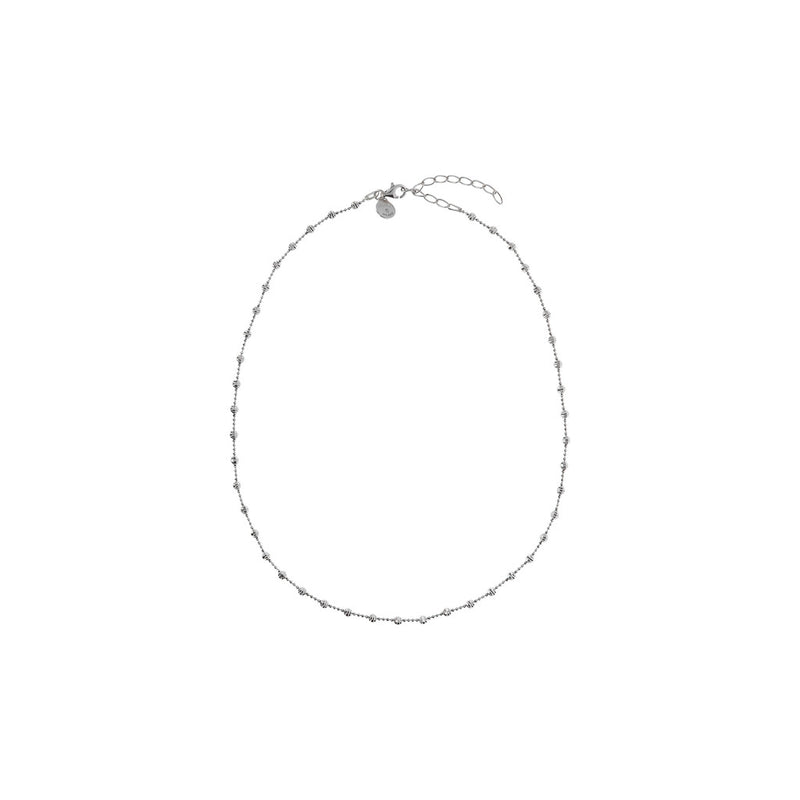SUCH A PERFECT DAY MYESSENTIALS DC ROUND BEADS NECKLACE - WSBC00151 from above