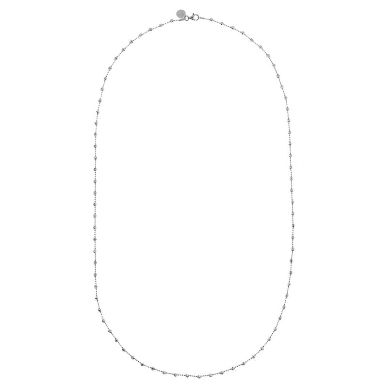 SUCH A PERFECT DAY MYESSENTIALS DC ROUND BEADS NECKLACE - WSBC00151