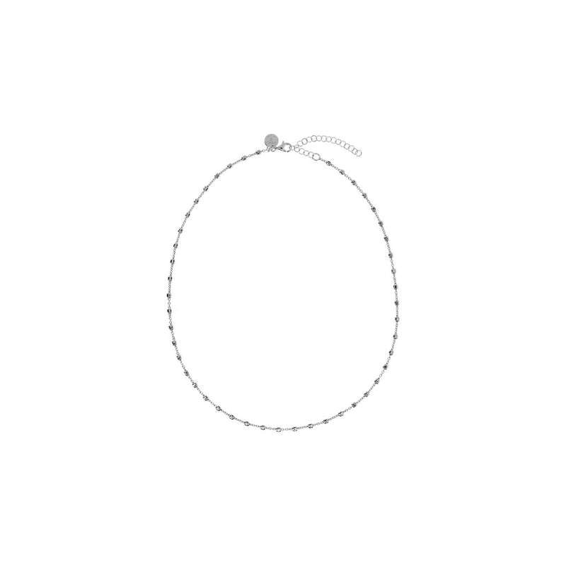 SUCH A PERFECT DAY MYESSENTIALS SHINY SQUARED BRACELET - WSBC00158 from above