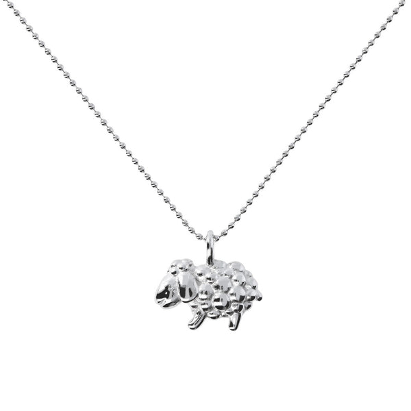 Sheep Pendant Necklace