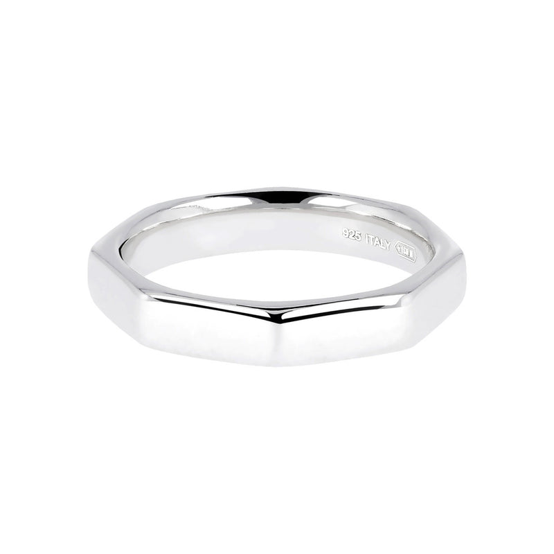 Thin Bolt Ring setting