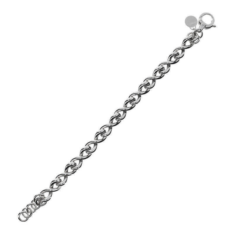 chain Bracelet with Maxi Chain
