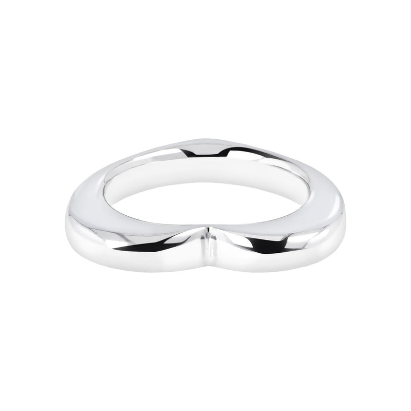 heart ring setting