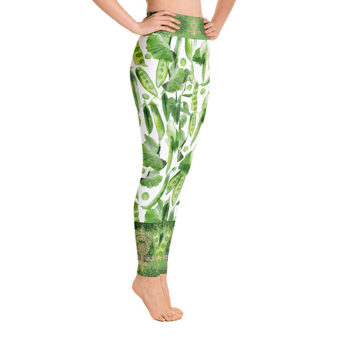"Image of ""VEGAN"" Leggings by Miss.Sexy (Inspired by Peas)"