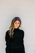 Load image into Gallery viewer, Twist Knot Headband - Luxe Gold
