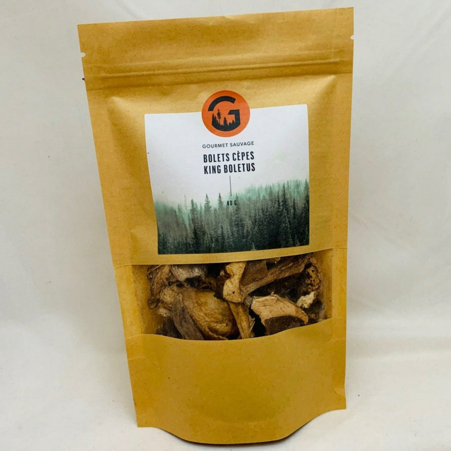 Mushrooms Wild Dried