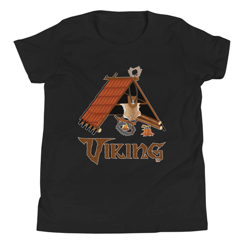 VIKING HOUSE YOUTH T-SHIRT