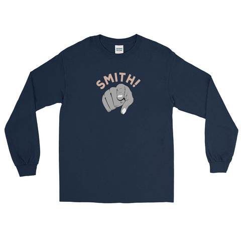 SMITH! LONG SLEEVE T-SHIRT