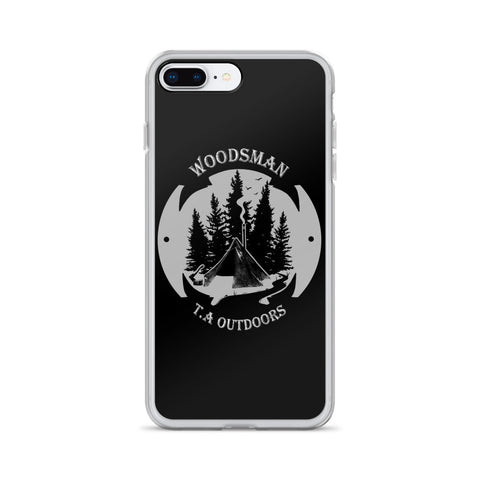 WOODSMAN IPHONE CASE