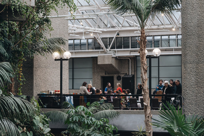 Life Lessons 2020 at the Barbican Conservatory: Highlights