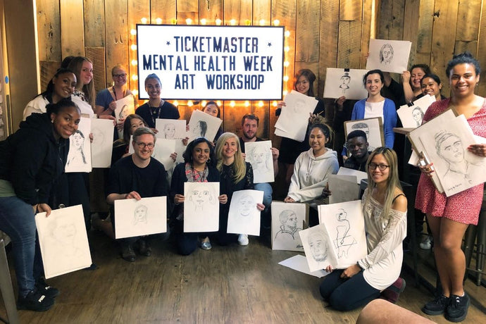 Corporate Wellbeing during Mental Health Awareness Month