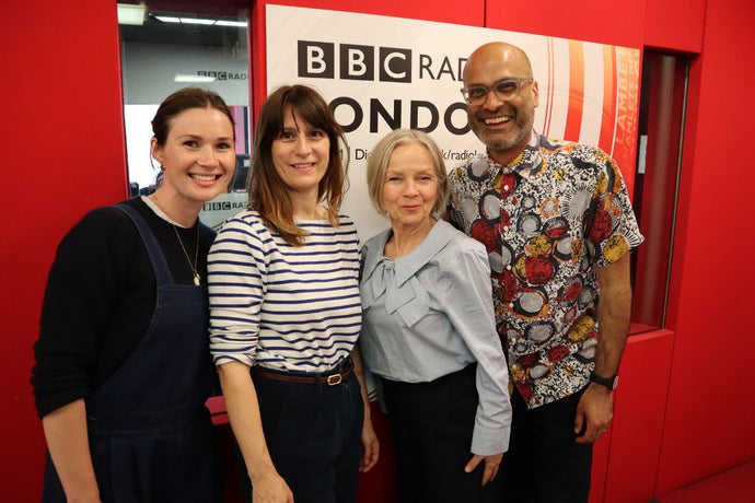 Listen: Yodomo founder & CEO Sophie Rochester on BBC Radio London