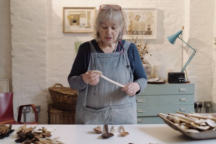 Watch: A spoon carver's guide to wood types