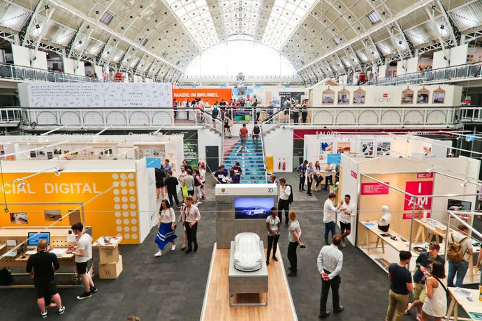 Meet the Yodomo makers at New Designers 2019