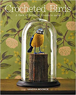 Crocheted Birds book cover