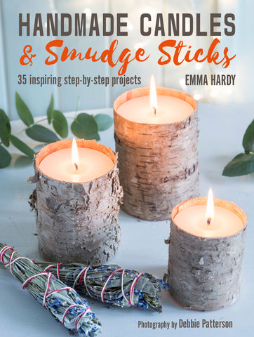Handmade Candles and Smudge Sticks by Emma Hardy