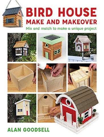 Bird House Make and Makeover book cover