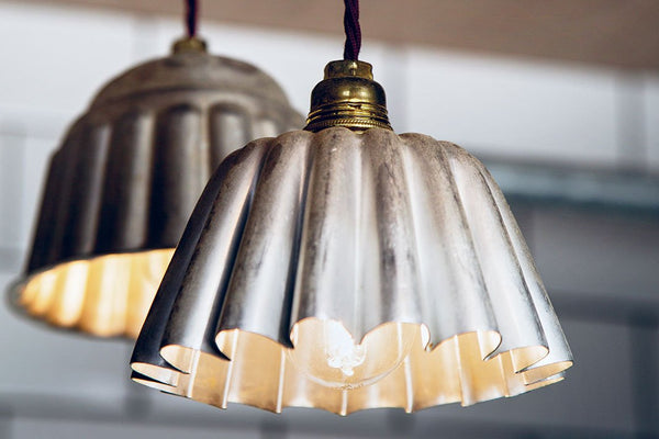 Jelly mould pendant lamps hanging